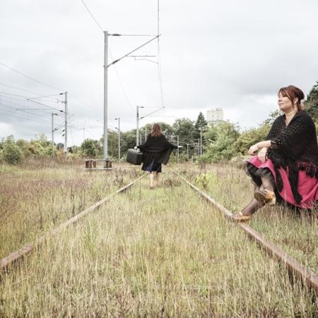 A l'horizon les rails se touchent - Compagnie Zèbrophone - Annabelle Avril Photographie #10