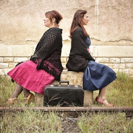 A l'horizon les rails se touchent - Compagnie Zèbrophone - Annabelle Avril Photographie #2