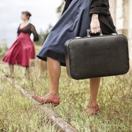 A l'horizon les rails se touchent - Compagnie Zèbrophone - Annabelle Avril Photographie #4