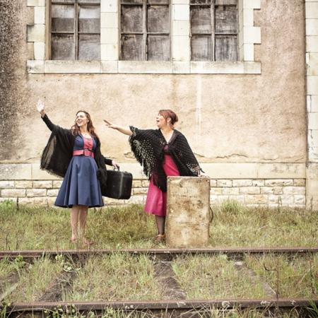 A l'horizon les rails se touchent - Compagnie Zèbrophone - Annabelle Avril Photographie #5