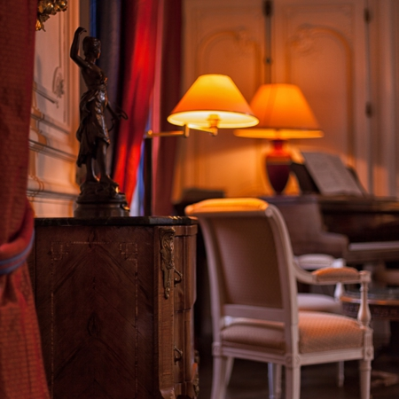 Château de Curzay - Annabelle Avril Photographie #10