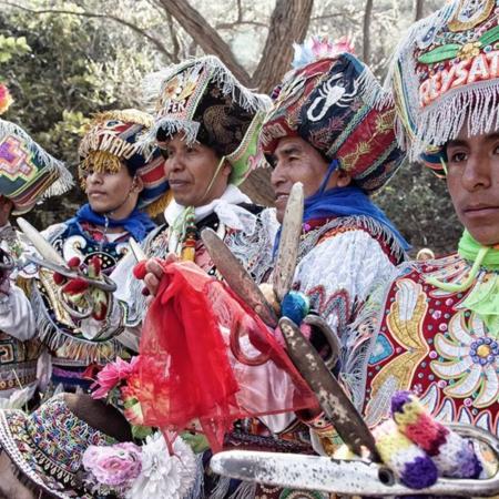 Danzantes de Tijeras - Pérou - Annabelle Avril Photographie #1