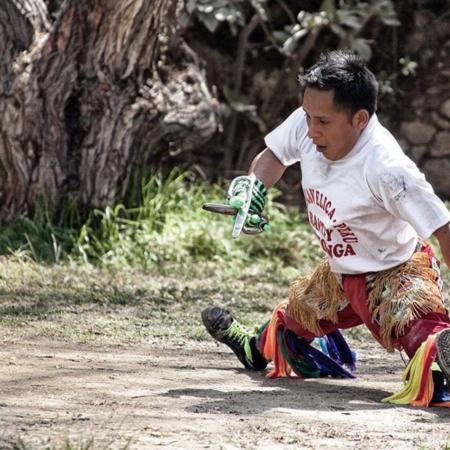 Danzantes de Tijeras - Pérou - Annabelle Avril Photographie #13
