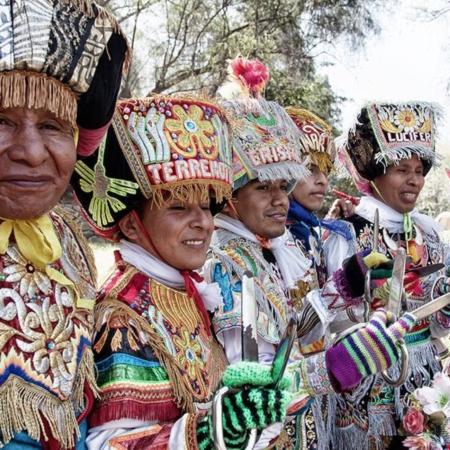 Danzantes de Tijeras - Pérou - Annabelle Avril Photographie #27