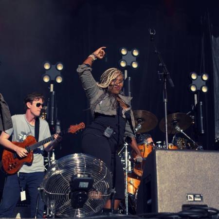 Festival au fil du son - Civray - Annabelle Avril Photographie #1