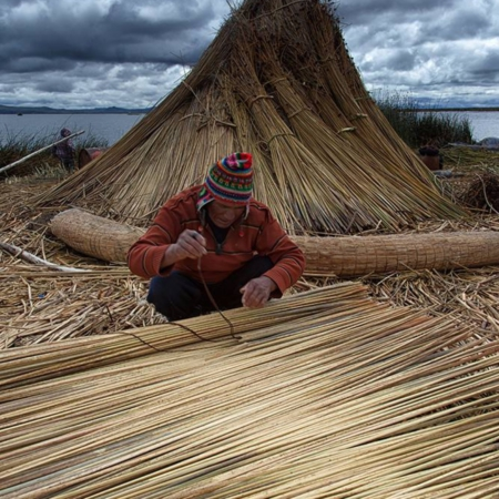 Isla Titino § Peninsula de Llachon - Titicaca Pérou - Annabelle Avril Photographie #0
