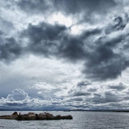 Isla Titino § Peninsula de Llachon - Titicaca Pérou - Annabelle Avril Photographie #1