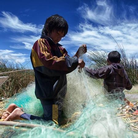 Isla Titino § Peninsula de Llachon - Titicaca Pérou - Annabelle Avril Photographie #11