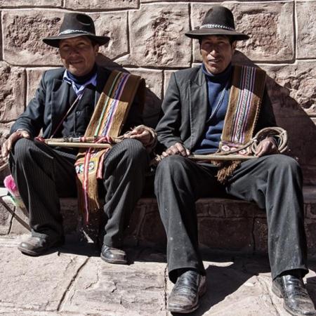 Isla Titino § Peninsula de Llachon - Titicaca Pérou - Annabelle Avril Photographie #16