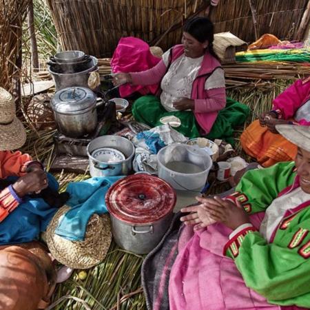Isla Titino § Peninsula de Llachon - Titicaca Pérou - Annabelle Avril Photographie #3