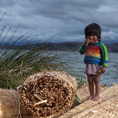 Isla Titino § Peninsula de Llachon - Titicaca Pérou - Annabelle Avril Photographie #5