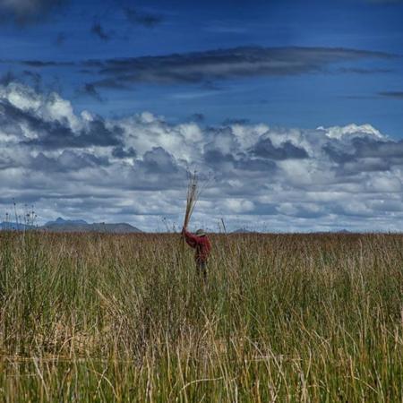 Isla Titino § Peninsula de Llachon - Titicaca Pérou - Annabelle Avril Photographie #7