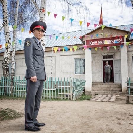 L'histoire d'eau d'An Oston - Kirghizstan - WECF - Annabelle Avril Photographie #0