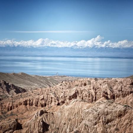 L'histoire d'eau d'An Oston - Kirghizstan - WECF - Annabelle Avril Photographie #1