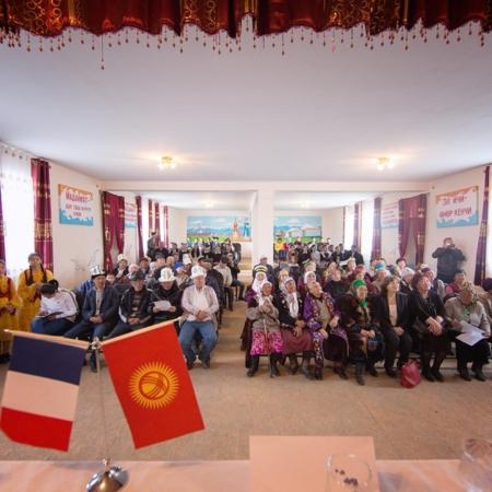 L'histoire d'eau d'An Oston - Kirghizstan - WECF - Annabelle Avril Photographie #11