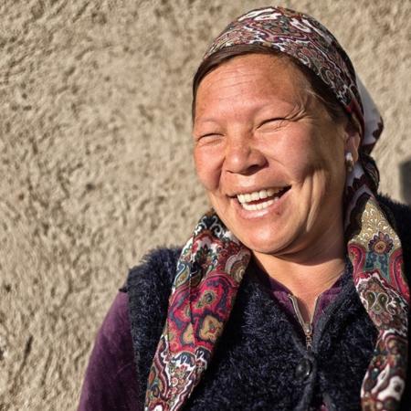 L'histoire d'eau d'An Oston - Kirghizstan - WECF - Annabelle Avril Photographie #12
