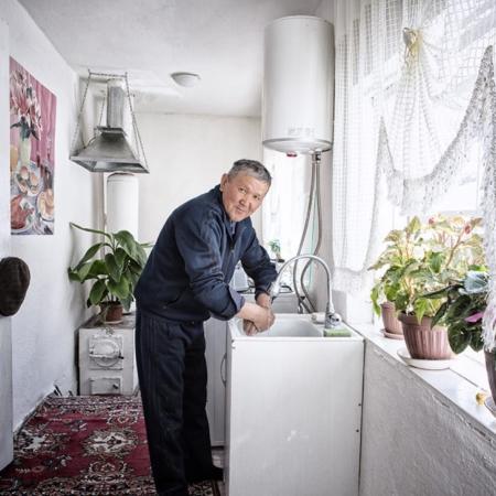 L'histoire d'eau d'An Oston - Kirghizstan - WECF - Annabelle Avril Photographie #14