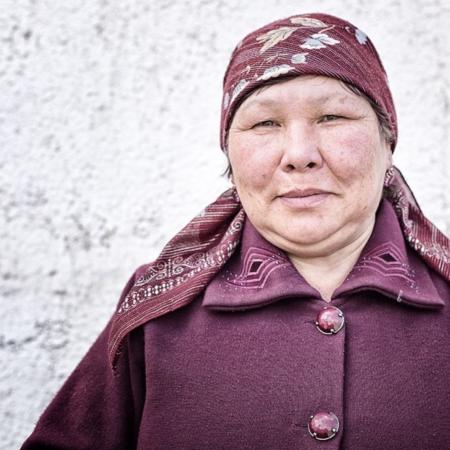 L'histoire d'eau d'An Oston - Kirghizstan - WECF - Annabelle Avril Photographie #15