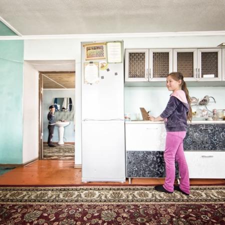 L'histoire d'eau d'An Oston - Kirghizstan - WECF - Annabelle Avril Photographie #16