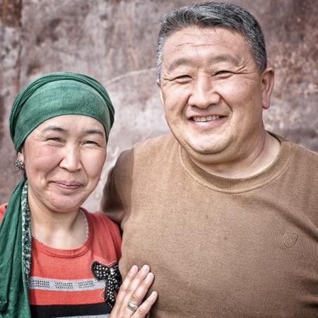L'histoire d'eau d'An Oston - Kirghizstan - WECF - Annabelle Avril Photographie #17