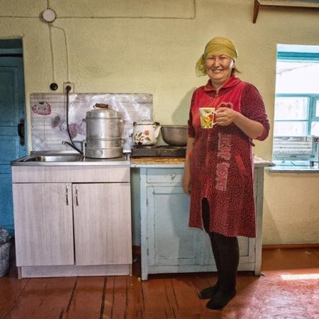 L'histoire d'eau d'An Oston - Kirghizstan - WECF - Annabelle Avril Photographie #18