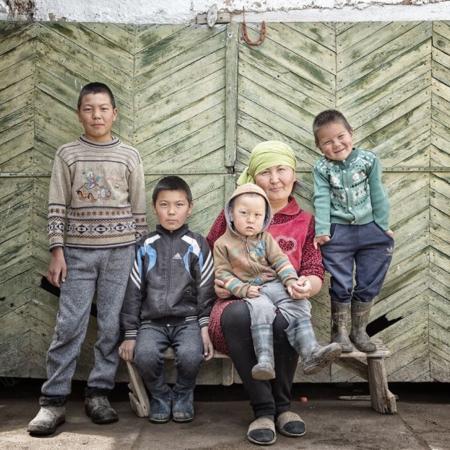 L'histoire d'eau d'An Oston - Kirghizstan - WECF - Annabelle Avril Photographie #19