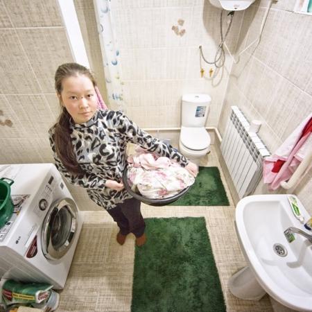 L'histoire d'eau d'An Oston - Kirghizstan - WECF - Annabelle Avril Photographie #20