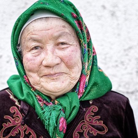 L'histoire d'eau d'An Oston - Kirghizstan - WECF - Annabelle Avril Photographie #21
