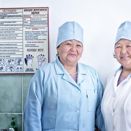 L'histoire d'eau d'An Oston - Kirghizstan - WECF - Annabelle Avril Photographie #24
