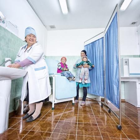 L'histoire d'eau d'An Oston - Kirghizstan - WECF - Annabelle Avril Photographie #25