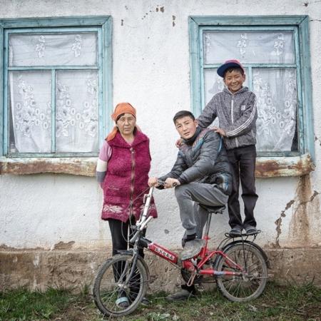 L'histoire d'eau d'An Oston - Kirghizstan - WECF - Annabelle Avril Photographie #26