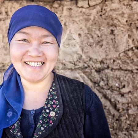 L'histoire d'eau d'An Oston - Kirghizstan - WECF - Annabelle Avril Photographie #27
