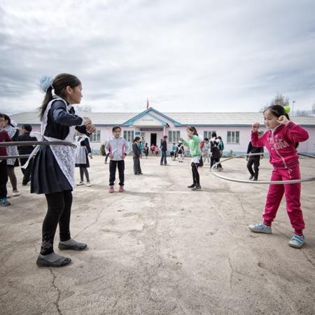L'histoire d'eau d'An Oston - Kirghizstan - WECF - Annabelle Avril Photographie #30