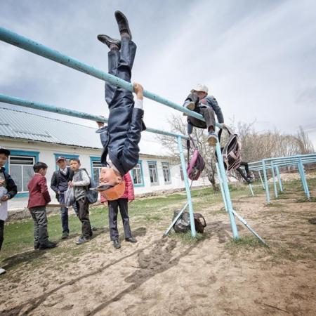 L'histoire d'eau d'An Oston - Kirghizstan - WECF - Annabelle Avril Photographie #31