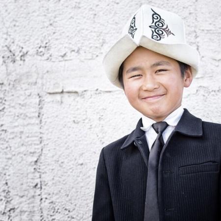 L'histoire d'eau d'An Oston - Kirghizstan - WECF - Annabelle Avril Photographie #32