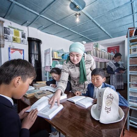 L'histoire d'eau d'An Oston - Kirghizstan - WECF - Annabelle Avril Photographie #33