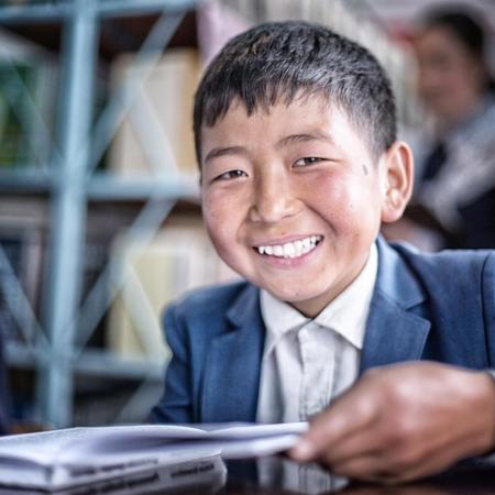 L'histoire d'eau d'An Oston - Kirghizstan - WECF - Annabelle Avril Photographie #34