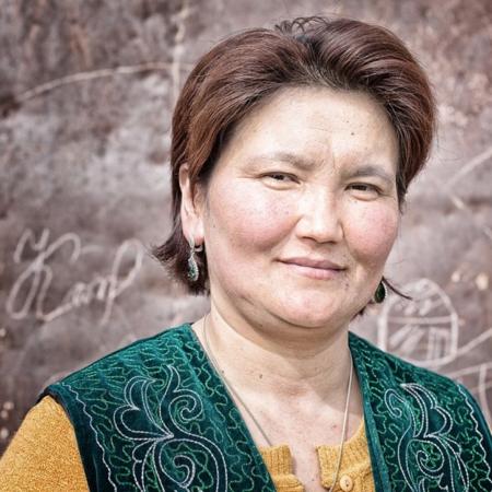 L'histoire d'eau d'An Oston - Kirghizstan - WECF - Annabelle Avril Photographie #36