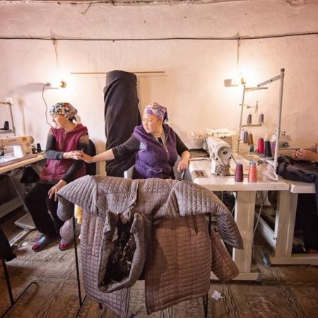 L'histoire d'eau d'An Oston - Kirghizstan - WECF - Annabelle Avril Photographie #38