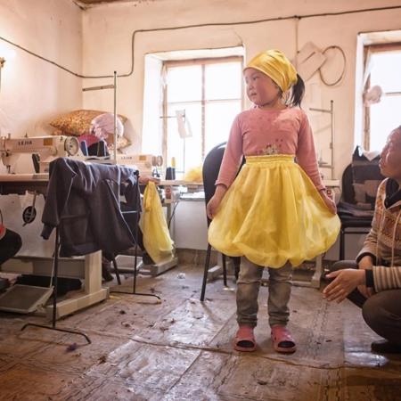 L'histoire d'eau d'An Oston - Kirghizstan - WECF - Annabelle Avril Photographie #39