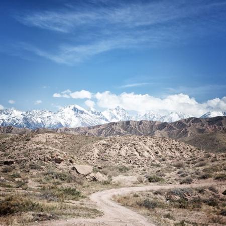L'histoire d'eau d'An Oston - Kirghizstan - WECF - Annabelle Avril Photographie #4