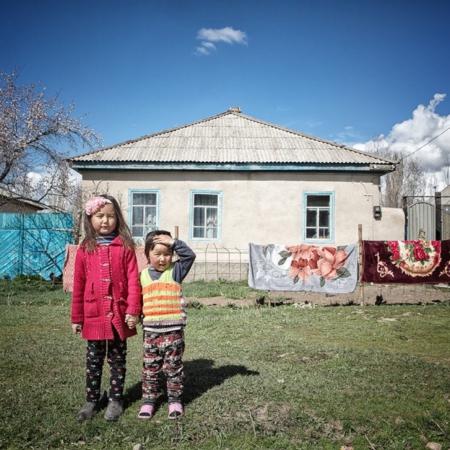 L'histoire d'eau d'An Oston - Kirghizstan - WECF - Annabelle Avril Photographie #41