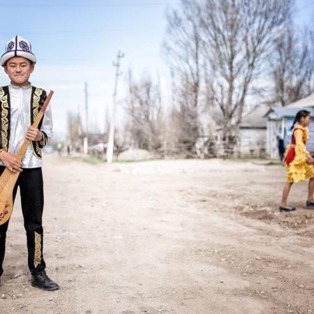 L'histoire d'eau d'An Oston - Kirghizstan - WECF - Annabelle Avril Photographie #42