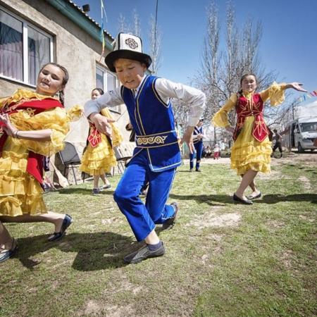 L'histoire d'eau d'An Oston - Kirghizstan - WECF - Annabelle Avril Photographie #43