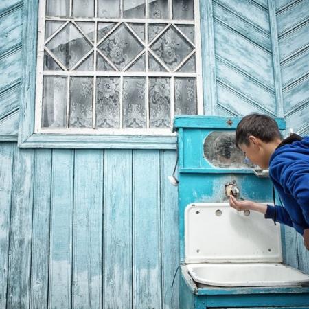 L'histoire d'eau d'An Oston - Kirghizstan - WECF - Annabelle Avril Photographie #7