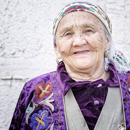 L'histoire d'eau d'An Oston - Kirghizstan - WECF - Annabelle Avril Photographie #8