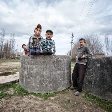 L'histoire d'eau d'An Oston - Kirghizstan - WECF - Annabelle Avril Photographie #9