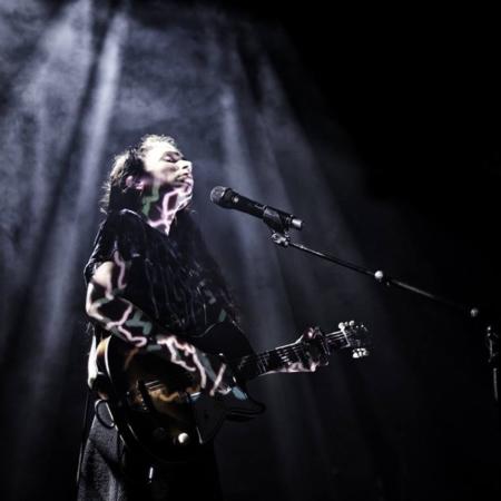 Yael Naim - La Blaiserie Poitiers - Annabelle Avril Photographie #7