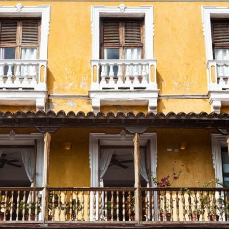 Cartagène - Colombie - Annabelle Avril Photographie #11