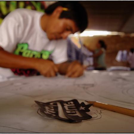 Cartel Chicha - Elliot Tupac - Pérou - Annabelle Avril Photographie #1